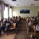 чергове засідання лідерів учнівського самоврядування (1)